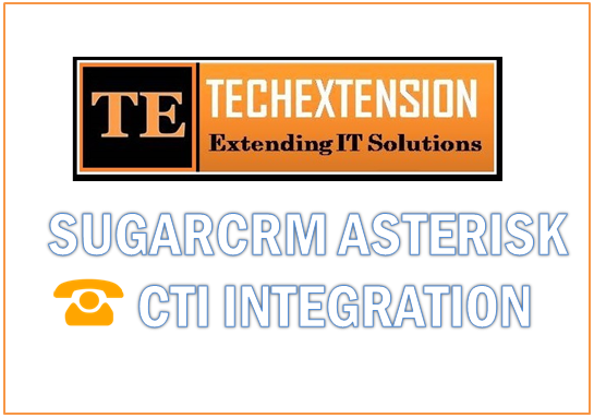 SugarCRM Asterisk suitecrm integration