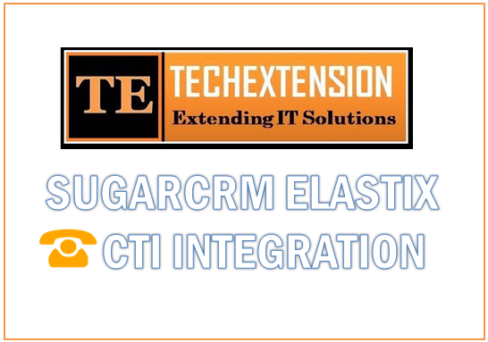 SugarCRM elastix suitecrm integration