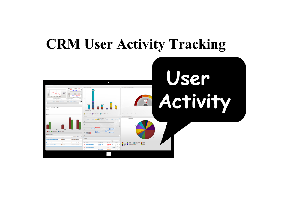 user activity tracking report sugarcrm suitecrm