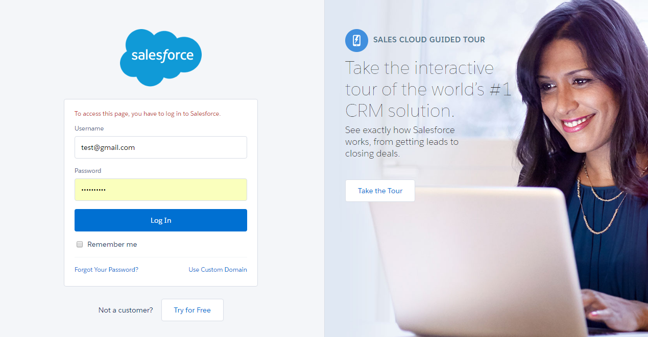 salesforcecrmmodule